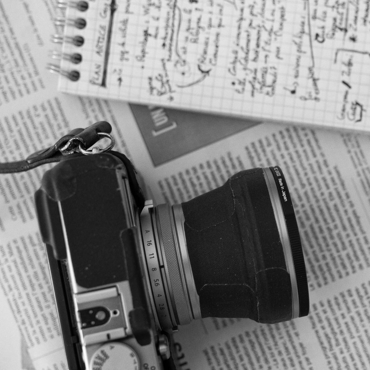 Les outils du journaliste