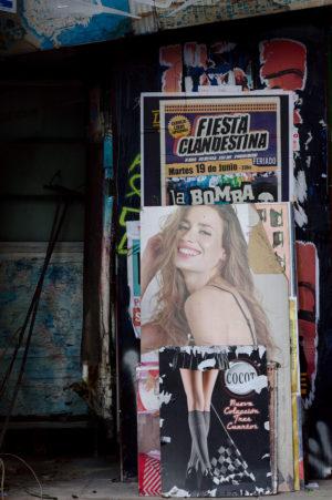 La bomba -Buenos Aires, province de Buenos Aires, Argentine, Amérique du Sud.
