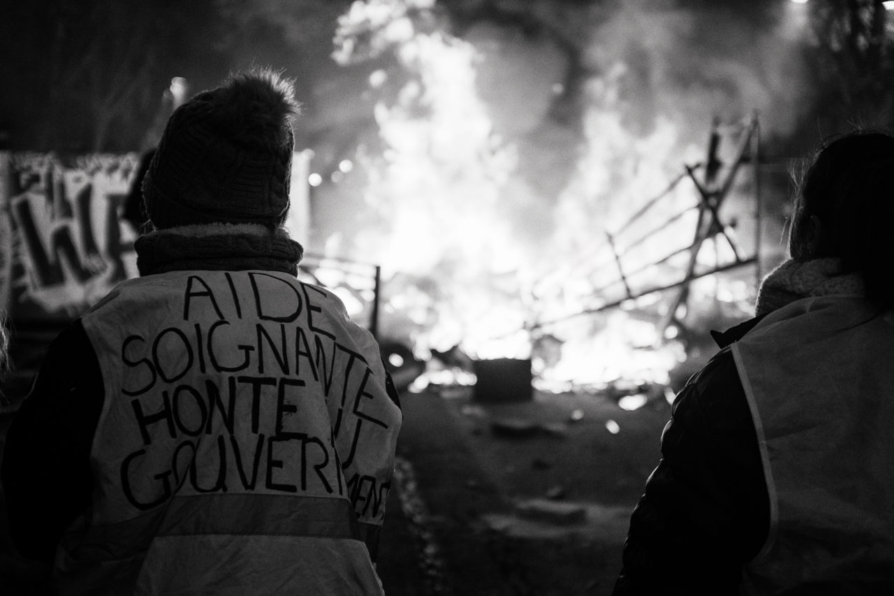 Gilets jaunes, acte IV - Toulouse, Occitanie, France, Europe.